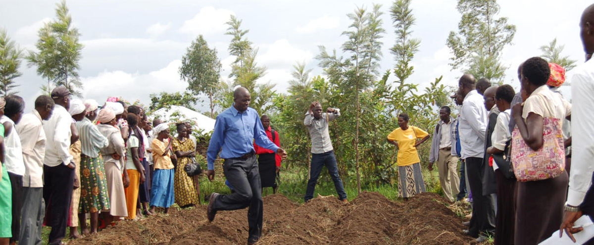 landbouw en tuinbouw
