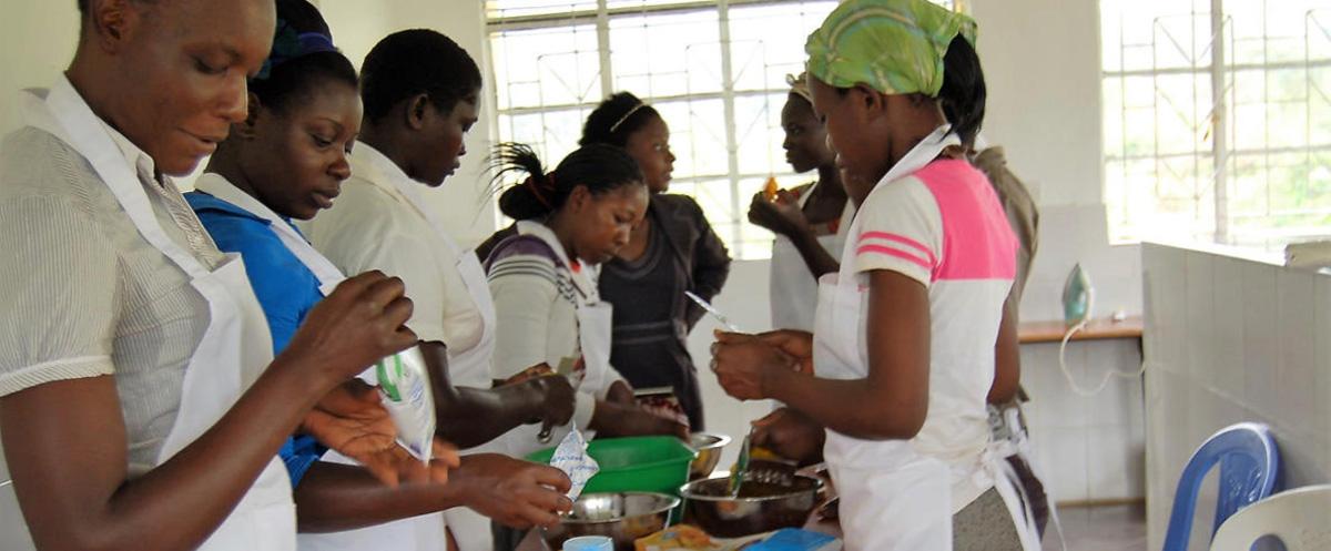 opleiding koken en catering